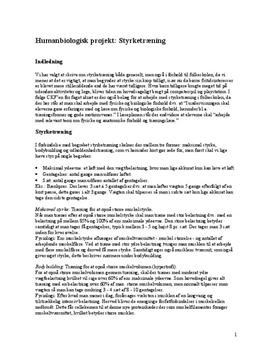 Kraftspring | Bevægelsesanalyse