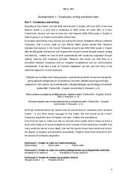 opbygning af et engelsk essay Et engelsk essay er en analyserende og fortolkende sammenhængende tekst læs om opbygningen af essayet, samt forskelle på et dansk og et engelsk essay.