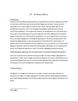 Klasseledelse og psykologiske udfordringer