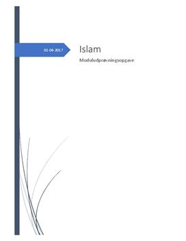 Moduludprøvningsopgave om Islam