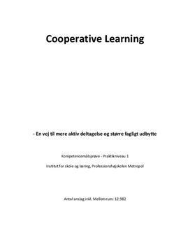 Praktikopgave om Cooperative Learning