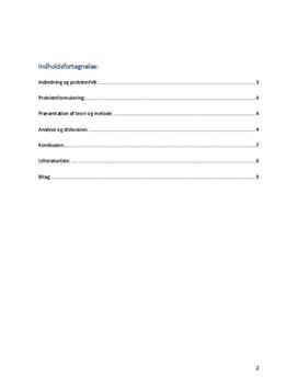 Praktikopgave om didaktik, klasseledelse og relationsarbejde