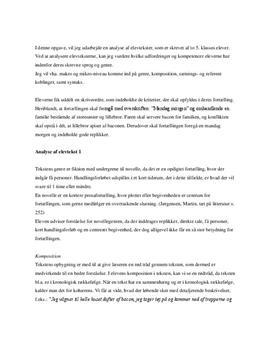 Modulprøve om skriftsprogstilegnelse