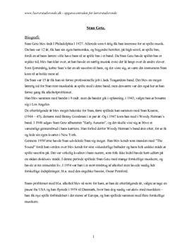 The Girl from Ipanema   Analyse og didaktiske overvejelser