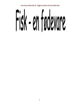 Fisk en fødevare | Semesteropgave