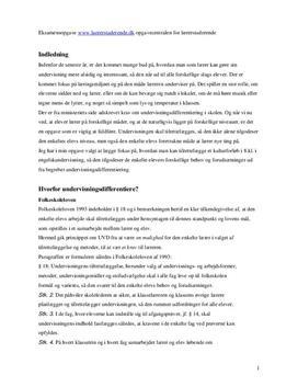Kulturforløb i engelsk   Undervisningsforløb
