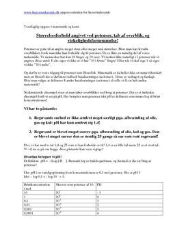Undervisningsforløb om perspektivtegning i fysik/kemi og matematik