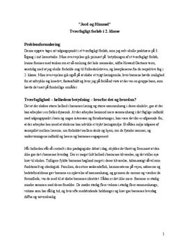Jord og Himmel | Undervisningsforløb