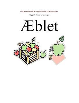 Undervisningsforløb om æblet