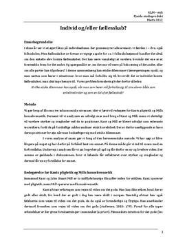 KLM studieprodukt om etik