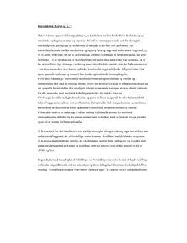 Kulturforskelle og kulturmøder | Pædagog