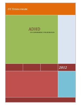 ADHD | Deltagelsespligtopgave